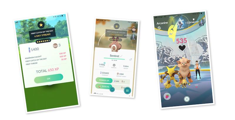 Pokemon GO Echinoctiul 2017 - Dublu Praf de Stele